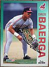 020 - Carlos Baerga by Foob's Baseball Cards