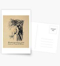 Anne de Green Gables - Kindred Spirits Cartes postales
