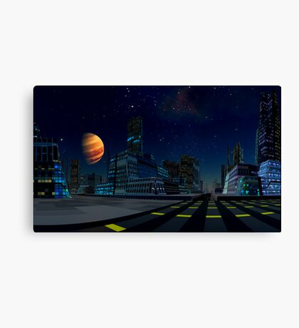 By Jove! Canvas Print