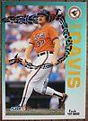 024 - Glenn Davis by Foob's Baseball Cards