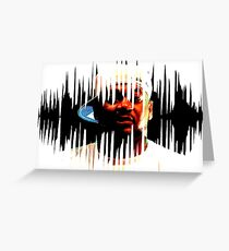 ghostface killah Greeting Card