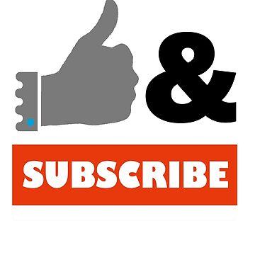 Like & Subscribe by Kremmen
