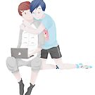 hugging phan by backin2009