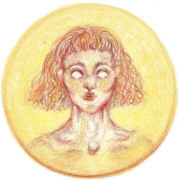 golden gurl by mugs-munny