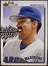 029 - Henry Cotto by Foob's Baseball Cards