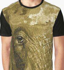 Asian Elephant  Graphic T-Shirt