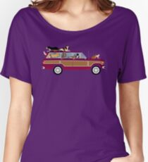 Wags in a Waggy Women's Relaxed Fit T-Shirt