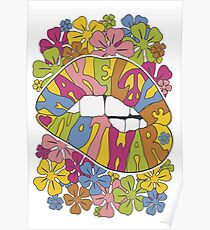 make love not war... Poster