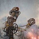 The Man Engine by Stephen Liptrot