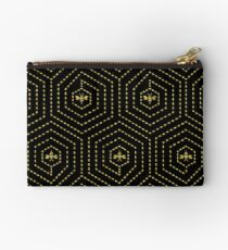 Honeycomb Home Studio Pouch