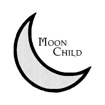 Moon Child by Emmysaurus-Rex
