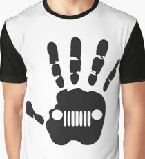 Jeep wave Graphic T-Shirt