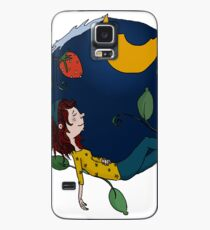 Lux under the moon Case/Skin for Samsung Galaxy