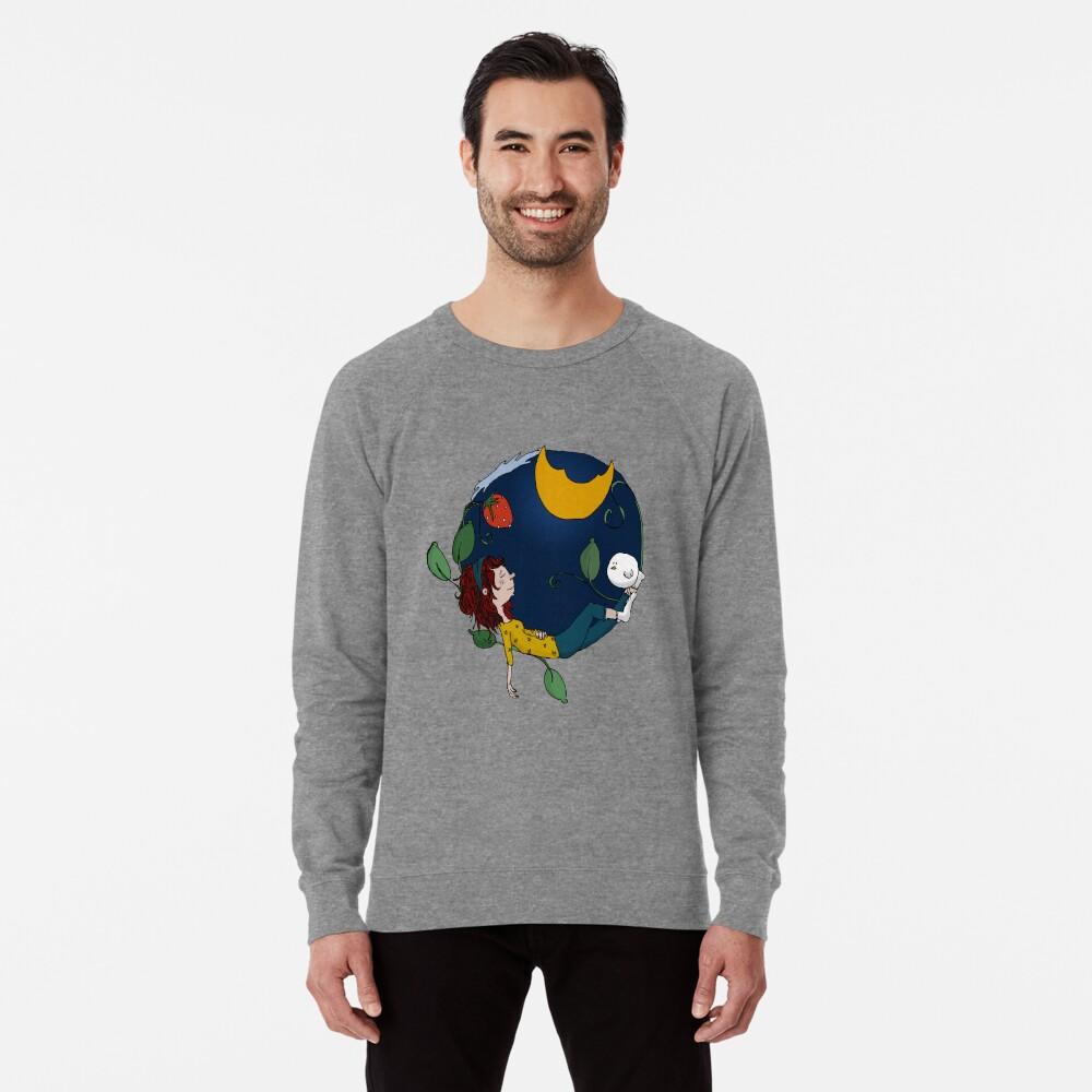 Lux under the moon Lightweight Sweatshirt