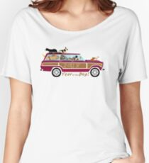Year of the Dog - Waggies in a Waggy Women's Relaxed Fit T-Shirt