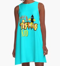 Tiswas A-Line Dress