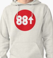 88Rising Circle Logo Pullover Hoodie