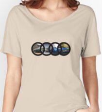 Audi  Women's Relaxed Fit T-Shirt