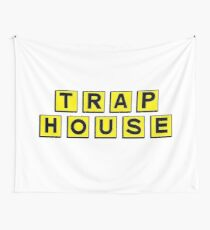 Trap House  Wall Tapestry