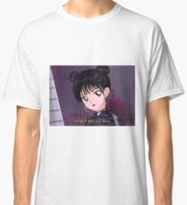 Red Velvet Irene - Bad Boy 90's anime Classic T-Shirt