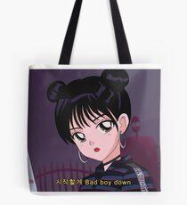 Red Velvet Irene - Bad Boy 90er Jahre Anime Tote Bag