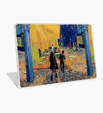 vincent, amy and the doctor Laptop Skin