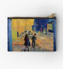 vincent, amy and the doctor Studio Pouch