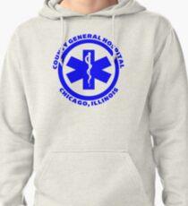 Sudadera con capucha Hospital General del Condado ER