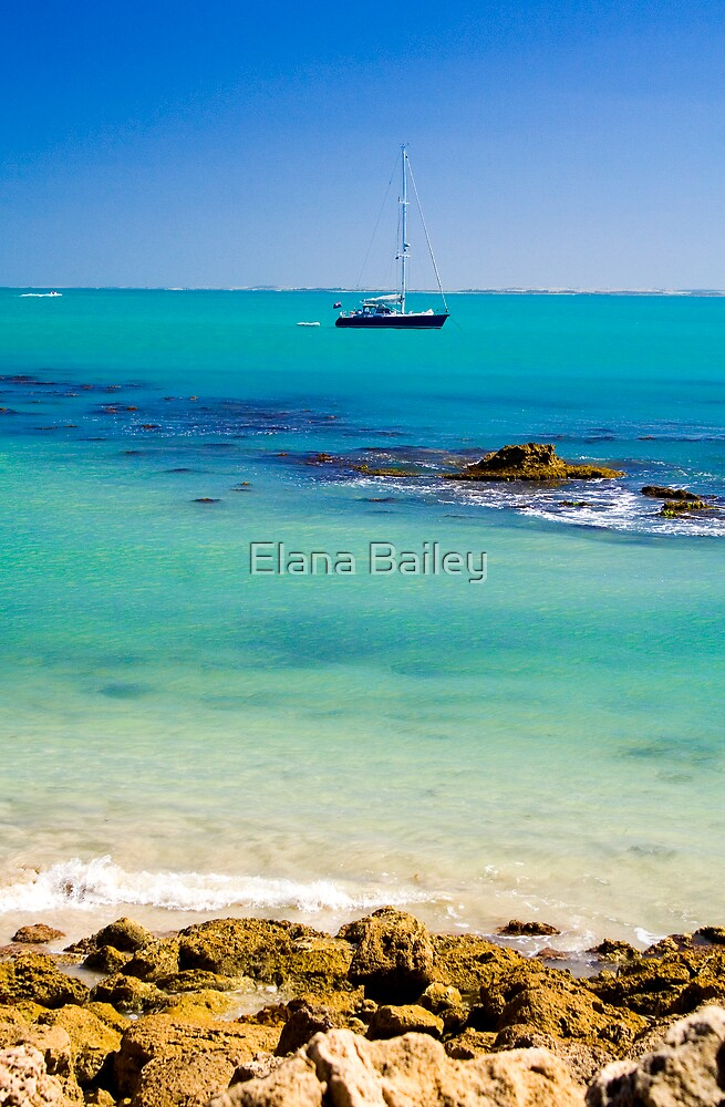 A perfect day in Robe by Elana Bailey