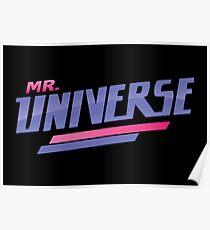 Mr. Universe Tshirt // Steven Universe Poster
