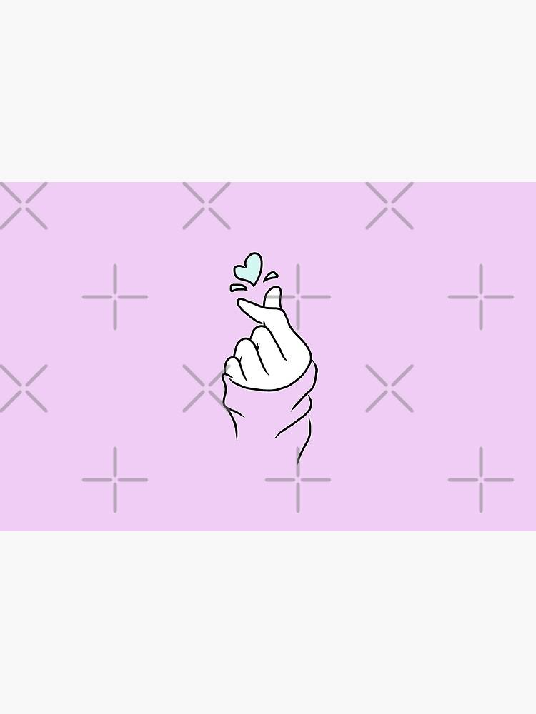 Cute Heart~ Pastel Purple by StarlightDoodle