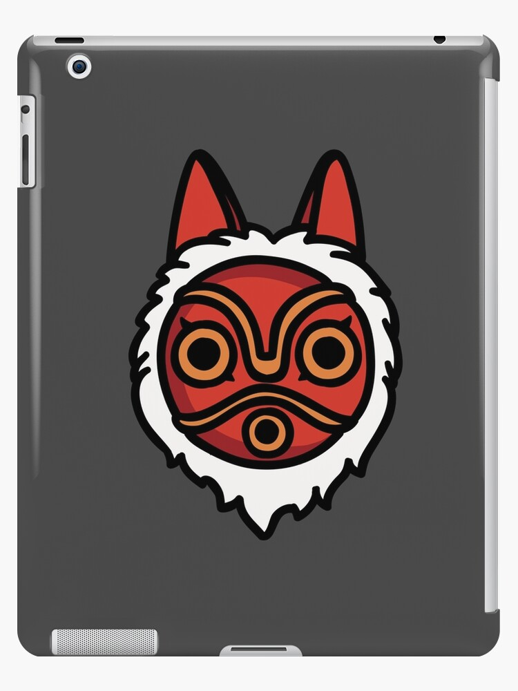 Masque De San Princess Mononoke Coques Et Skins Ipad Par Chou