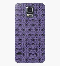 Haunted Mansion Wallpaper Small Scale  Case/Skin for Samsung Galaxy