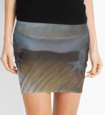 low quality screaming frog Mini Skirt