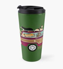 Year of the Dog - Waggies in a Waggy Travel Mug