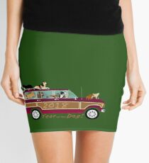 Year of the Dog - Waggies in a Waggy Mini Skirt