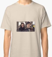 Amy and the Doctor Classic T-Shirt