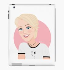 Gillian Anderson - Facts 2018 iPad Case/Skin