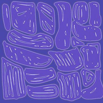 Something Very Purple by BettyMackey