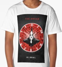The Dream Is Real Long T-Shirt