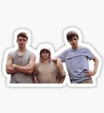 The Kings of Summer Sticker