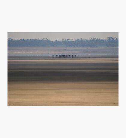 Lake Bed Photographic Print