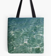 Waves and Ripples Tote Bag