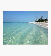 Waves of Sand - Bita Bay  Photographic Print