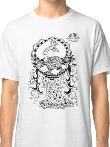 Peacock#2 Classic T-Shirt