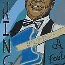 BB King Blues by Kellea Croft