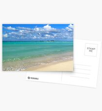 Breezy Day at Gillam Bay  Postcards