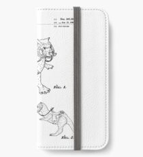 Star Wars Tauntauns Patent Black iPhone Wallet/Case/Skin