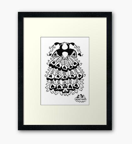 Peacock#3 Framed Print