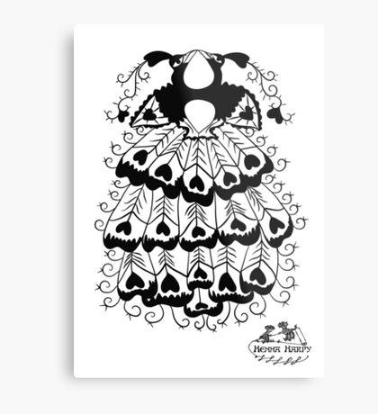 Peacock#3 Metal Print